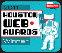 Houston Web Awards 2011